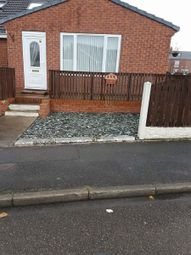 Thumbnail 2 bed semi-detached bungalow to rent in Hickleton Court, Thurnscoe, Rotherham