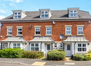 Thumbnail 4 bedroom town house for sale in Cirrus Drive, Shinfield, Reading