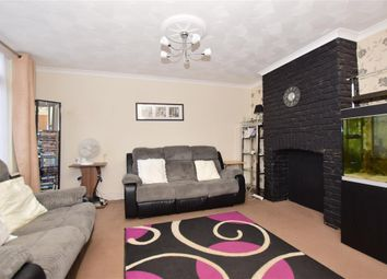 Thumbnail 3 bed end terrace house for sale in Crown Road, Sittingbourne, Kent