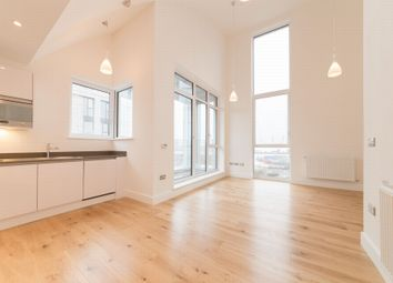 Thumbnail 2 bed flat to rent in Sovereign Tower, 1 Emily Street, Canning Town, London