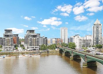 Thumbnail 3 bed flat for sale in Oyster Wharf, Lombard Road, Battersea