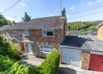 Thumbnail 3 bed link-detached house for sale in High View Close, Marlow Bottom, Buckinghamshire