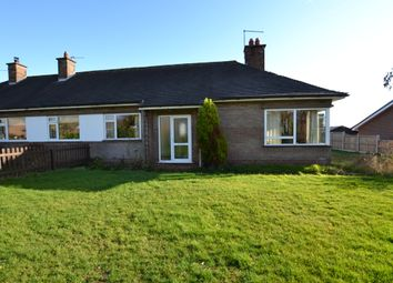 Thumbnail 3 bed semi-detached bungalow for sale in Forge Lane, Norton-In-Hales, Market Drayton