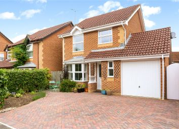 Thumbnail 3 bedroom detached house for sale in Tylston Meadow, Liphook, Hampshire