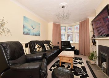 Thumbnail 3 bed terraced house for sale in Valley Road, Gillingham, Kent