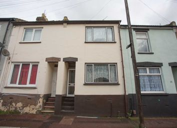 Thumbnail 3 bed terraced house for sale in Coronation Road, Chatham