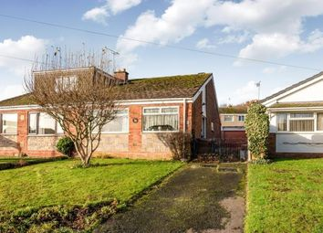 Thumbnail 2 bed bungalow for sale in Chaseley Avenue, Cannock, Staffordshire