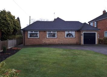 Thumbnail 2 bed bungalow for sale in Linley Road, Alsager, Cheshire