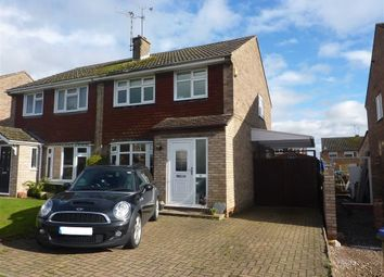 Thumbnail 3 bed semi-detached house for sale in Orchard Way, Southam