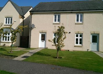 Thumbnail 2 bed semi-detached house to rent in South Quarry Drive, Gorebridge