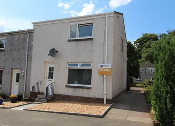 Thumbnail 3 bed end terrace house for sale in Park Grove, Cardross