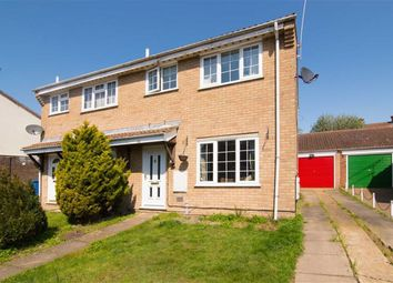 Thumbnail 3 bed semi-detached house for sale in Coleness Road, Ipswich, Suffolk