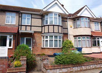 Thumbnail 3 bed terraced house for sale in Shooters Avenue, Kenton, Harrow