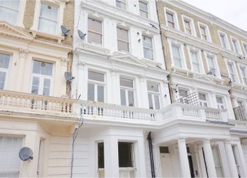 Thumbnail 1 bed flat for sale in Barons Court Road, London