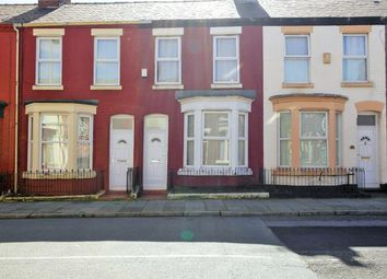 Thumbnail 2 bed terraced house to rent in Molyneux Road, Kensington, Liverpool