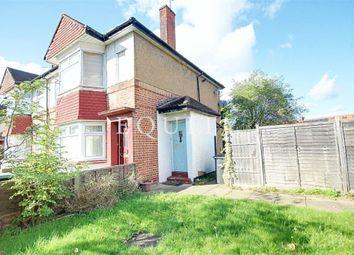 Thumbnail 2 bed maisonette for sale in Greenmoor Road, Enfield