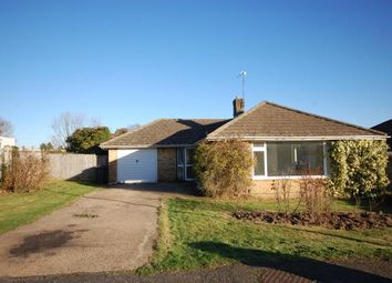 Thumbnail 3 bed bungalow for sale in Keld Drive, Uckfield, East Sussex