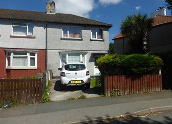 Thumbnail 3 bed property to rent in Dingle Road, North Prospect, Plymouth