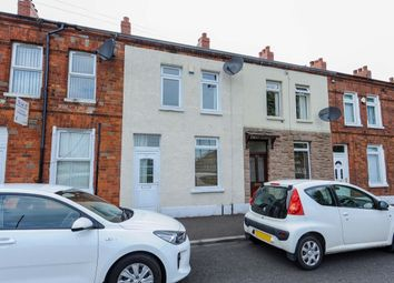 Thumbnail 2 bedroom terraced house for sale in Avoniel Road, Bloomfield, Belfast