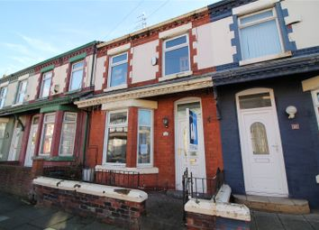 Thumbnail 3 bed terraced house for sale in Towcester Street, Litherland