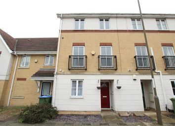 Thumbnail 4 bed terraced house for sale in Battery Road, West Thamesmead