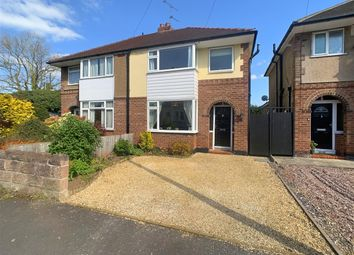 Thumbnail 3 bed semi-detached house for sale in Reva Road, Stafford