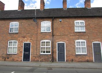 Thumbnail 2 bed terraced house to rent in Lichfield Street, Fazeley, Tamworth, Staffordshire