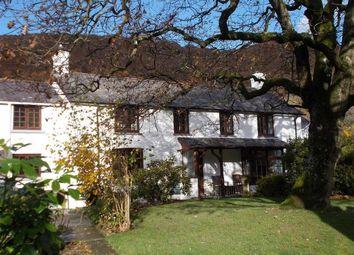 Thumbnail 3 bed cottage for sale in Felin Newydd Cottage, Cwmrheidol, Aberystwyth, Dyfed