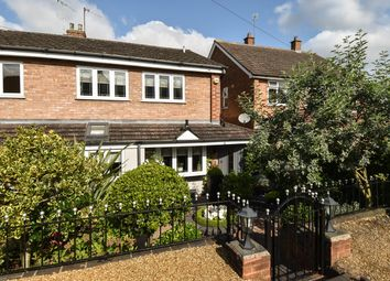 Thumbnail 3 bed semi-detached house for sale in Central Road, Bromsgrove