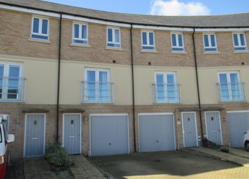 Thumbnail 4 bed terraced house to rent in Whitley Road, Upper Cambourne, Cambourne, Cambridge