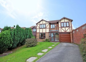 Thumbnail 6 bed detached house for sale in Warwick Gardens, Bolton