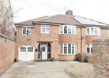 Thumbnail 5 bed semi-detached house for sale in Acomb Road, Acomb, York