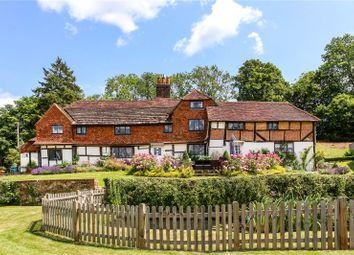 Holmbury Road, Ewhurst, Cranleigh, Surrey GU6. 5 bed detached house