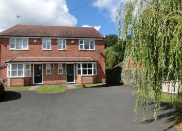 Thumbnail 3 bed semi-detached house for sale in Alcester Road, Hollywood, Birmingham