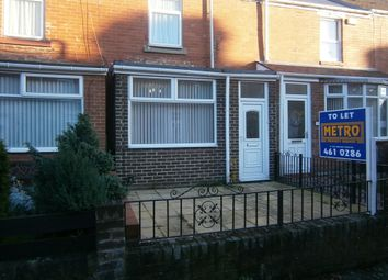 Thumbnail 2 bed terraced house to rent in Kelvin Gardens, Dunston, Gateshead