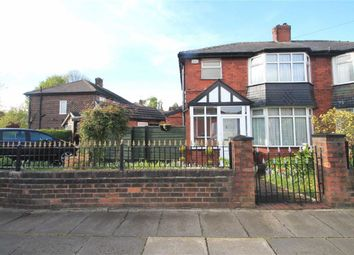 Thumbnail 3 bed semi-detached house for sale in Hayfield Road, Salford