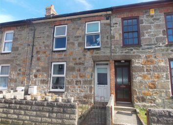 Thumbnail 3 bedroom terraced house for sale in Mount Pleasant, Hayle