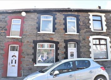 Thumbnail 3 bed terraced house for sale in Penmain Street, Porth