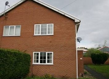 Thumbnail 1 bed mews house to rent in Shrewsbury Way, Saltney, Chester