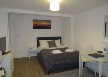 Thumbnail Studio to rent in Regent Road, Flat 3, Leicester