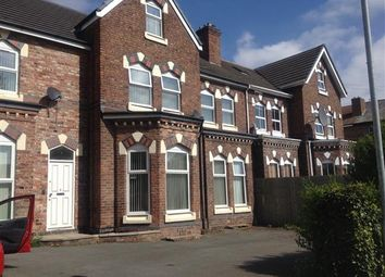 Thumbnail 1 bed flat to rent in Sefton Road, New Ferry, Wirral