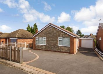 Thumbnail 3 bed detached bungalow for sale in Melton Street, Earl Shilton, Leicester, Leicestershire