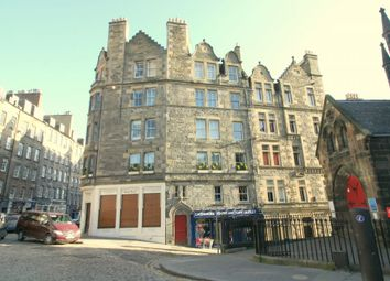 Thumbnail 1 bed flat for sale in 1/11 Upper Bow, (Off The Royal Mile), Edinburgh