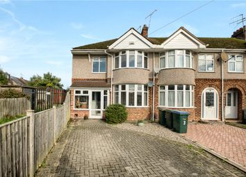 Thumbnail 4 bed end terrace house for sale in Crossway Road, Coventry, West Midlands