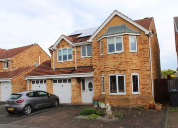Thumbnail 4 bed detached house for sale in Locksley Gardens, Birdwell, South Yorkshire
