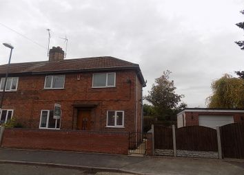Thumbnail 2 bed semi-detached house to rent in Leman Street, Derby
