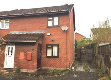 Thumbnail 2 bed end terrace house to rent in Garrick Drive, Thornhill, Cardiff