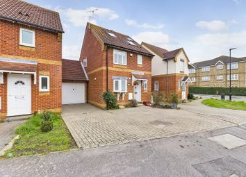 Trevithick Close, Feltham TW14. 4 bed link-detached house for sale