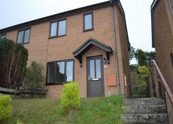 Thumbnail 2 bed semi-detached house to rent in 25, Brimmon Close, Severn Heights, Newtown, Powys