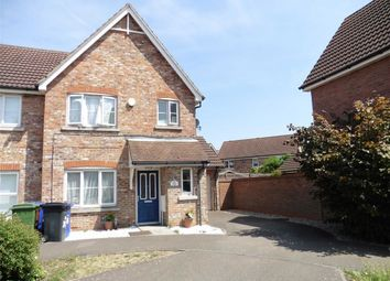 Thumbnail 3 bed end terrace house to rent in Chester Close, Chafford Hundred, Grays